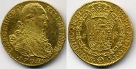 8 Escudos 1794 NR-JJ Colombia / Kolumbien Carolus IV / Charles IV vorzu... 3200,00 EUR  zzgl. 15,00 EUR Versand