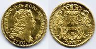 AV 1/2 Escudo / 800 Réis 1730 Portugal João V. 1707-1750 Stgl / Prachte... 2600,00 EUR  zzgl. 15,00 EUR Versand