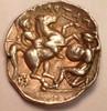 AR Tetradrachm 335-315 BC PAEONIA / PAEONIEN Patraos Sehr schön  775,00 EUR