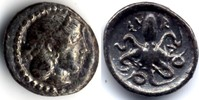 AR Litra / obol 466-460 BC Sicilly / Sizilien Syracuse - Second Democra... 240,00 EUR