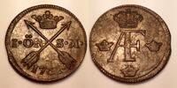 1 öre SM 1761 Sweden / Schweden Adolf Fredrik / Adolph Friedrich vzgl  90,00 EUR