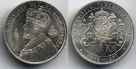 2 kronor 1897 Schweden / Sweden Oscar II - Silberne Regierungsjubiläum ... 22,00 EUR