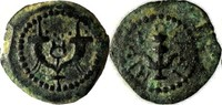 AE Prutah 21-12 BC Judaea Herod (I) the great / Herodes der Grosse 40-4... 220,00 EUR