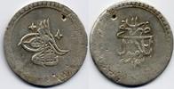 2 Kurush 1798 Türkei / Turkey Selim III 1789-1807 fast Sehr schön  22,00 EUR