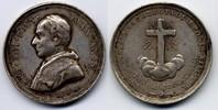 AR Medal / Silbermedaille 1888 Vatikan / Vatic Leo XIII Sehr schön  29,00 EUR