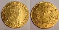 Louis d´or Mirliton 1724 M Frankreich / France Louis XV vzgl-Stgl  1800,00 EUR  zzgl. 15,00 EUR Versand