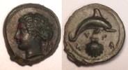 AE Hemiltron ca 405-400 BC Sizilien / Sicily Syracuse. Dionysios I. 405... 700,00 EUR
