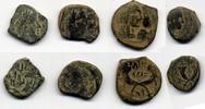 AE  Nabatean Kingdom / Nabatea Lot von 4 Stueck / Lot of 4 pcs   60,00 EUR