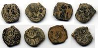 AE  Nabatean Kingdom / Nabatea Lot von 4 Stueck / Lot of 4 pcs   70,00 EUR  zzgl. 10,00 EUR Versand