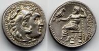 AR Drachm / Drachme 323-280 BC Macedon / Makedonien Philip III Arrhidai... 600,00 EUR