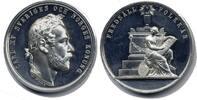 Zn-Medaille / Zn Medal 1872 Schweden / Sweden Karl XV. 1859-1872 vzgl-S... 80,00 EUR