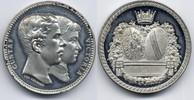 Zn-Medaille / Zn Medal 1881 Baden-Durlach Victoria von Baden - die Verm... 60,00 EUR  zzgl. 10,00 EUR Versand
