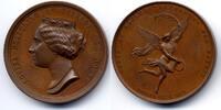 Bronsmedaille / AE Medal 1871 Schweden / Sweden Lovisa von Niederlande,... 140,00 EUR