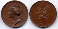 Bronsmedaille / AE Medal 1871 Schweden / Sweden Lovisa von Niederlande,... 90,00 EUR