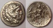 AR Drachm / Drachme 324/3 BC MACEDON / MAKEDONIEN Macedonian Kingdom, i... 275,00 EUR
