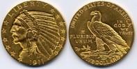 5 dollar 1911 USA Indian type fast vorzueglich  380,00 EUR  zzgl. 12,00 EUR Versand