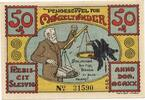 50 pfennig 1920 Dänemark / Denmark Mögeltönder Bankfrisch  12,00 EUR  zzgl. 6,00 EUR Versand