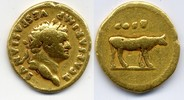 AV Aureus 76 AD Roman Empire / Römische Kaiserzeit Titus, as Caesar. 69... 1950,00 EUR  zzgl. 15,00 EUR Versand