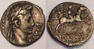 AR denarius / denar 9/8 BC Roman Empire / Römische Kaiserreich AUGUSTUS... 375,00 EUR  zzgl. 12,00 EUR Versand