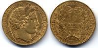 10 Francs 1895 A France / Frankreich Third republic / Dritte Republik -... 240,00 EUR  zzgl. 12,00 EUR Versand