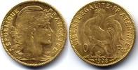 10 Francs 1908 France / Frankreich Third republic / Dritte Republik - M... 145,00 EUR  zzgl. 10,00 EUR Versand