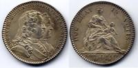 AR Jeton / Silberjeton 1730 Frankreich / France Louis XV. 1715-1774 - E... 120,00 EUR  zzgl. 10,00 EUR Versand