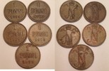 1 Penni 1899-1916 Finnland / Finland Nikolaus II / Nicholas II   12,00 EUR  zzgl. 6,00 EUR Versand