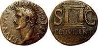 AE Dupundius 22-30 AD Roman Empire / Römische Kaiserzeit Divus Augustus... 240,00 EUR  zzgl. 12,00 EUR Versand