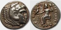 AR Tetradrachm / Tetradrachmon 320-317 BC Makedonien / Macedon KINGS of... 850,00 EUR  zzgl. 12,00 EUR Versand