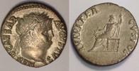 AR Denarius / AR denar RIC 53 Roman Empire / Römische Kaiserzeit Nero. ... 450,00 EUR  zzgl. 12,00 EUR Versand