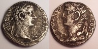 AR Tetradrachm / Tetradrachmon 35/36 AD Egypt / Ägypten Divus Augustus ... 140,00 EUR  zzgl. 10,00 EUR Versand