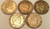 25 centimes 1832-1842 France / Frankreich Louis Philippe ca ss bis ss-V... 75,00 EUR  zzgl. 10,00 EUR Versand
