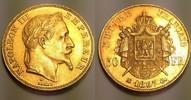 50 Francs 1867 BB France / Frankreich Napoleon III fast vorzueglich  900,00 EUR  zzgl. 12,00 EUR Versand