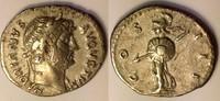 AR denarius / AR denar 124-128 AD Roman Empire / Römische Kaiserzeit Ha... 160,00 EUR  zzgl. 10,00 EUR Versand