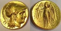 AV Stater 311-305 BC Makedonien / Macedon Alexander III. 336-323 BC vzgl  3200,00 EUR  zzgl. 15,00 EUR Versand