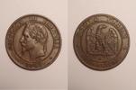 10 centimes 1863 A France / Frankreich Napoleon III Sehr schön  20,00 EUR  zzgl. 6,00 EUR Versand