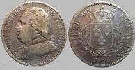 5 Francs 1814 MA France / Frankreich Louis XVIII Schön-Sehr schön  280,00 EUR  zzgl. 12,00 EUR Versand