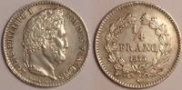 1/4 Franc 1833 W France / Frankreich Louis Philippe vzgl  90,00 EUR  zzgl. 10,00 EUR Versand