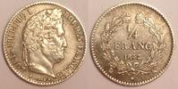 1/4 Franc 1842 K France / Frankreich Louis Philippe Sehr schön-vzgl  220,00 EUR  zzgl. 12,00 EUR Versand