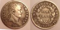 1/2 Franc 1809 D France / Frankreich Napoleon Bonaparte - Empereur Schö... 180,00 EUR  zzgl. 10,00 EUR Versand