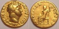 AV Aureus 66-67 AD Roman Empire / Römische Kaiserzeit Nero 54-68 AD fas... 1775,00 EUR  zzgl. 15,00 EUR Versand