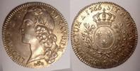1/2 Ecu / Demi Ecu au Bandeau 1766 P France / Frankreich Louis XV vzgl+  2400,00 EUR  zzgl. 15,00 EUR Versand