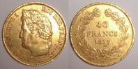40 Francs 1837 A France / Frankreich Louis Philippe Sehr schön-vzgl  850,00 EUR  zzgl. 12,00 EUR Versand