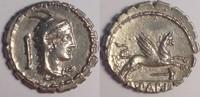AR denarius / AR denar 79 BC Römische Republik / Roman Republic L. Papi... 350,00 EUR  zzgl. 12,00 EUR Versand