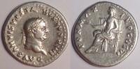 AR denarius / denar 75 AD Roman Empire / Römische Kaiserzeit Vespasian ... 275,00 EUR  zzgl. 12,00 EUR Versand