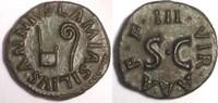 AE quadrans 9 BC Roman Empire / Römische Kaiserzeit Augustus 27 BC - 14... 300,00 EUR  zzgl. 12,00 EUR Versand