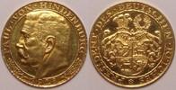 Goldmedaille (10 Goldmark Entwurf) 1928 Weimarer Republik Paul von Hind... 235,00 EUR  zzgl. 12,00 EUR Versand