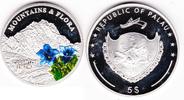 5 Dollar 2009 Palau Mountains & Flora  Zugspitze PP-, verkapselt  39,00 EUR  zzgl. 4,80 EUR Versand