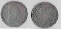 Taler 1821 A Haus Habsburg, Österreich Franz II. ss  85,00 EUR  zzgl. 6,20 EUR Versand