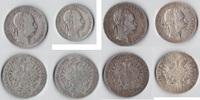 5x  1 Gulden (Florin) 1884-1888 Haus Habsburg - Österreich Franz Joseph... 99,00 EUR  zzgl. 6,20 EUR Versand